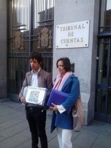 Lo dijimos. Presentadas ante el Tribunal de Cuentas y en http://cuentasclaras.podemos.info  todas las cuentas de @ahorapodemos