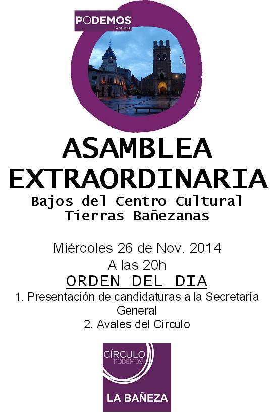 141126_Asamblea_extraordinaria