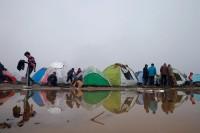 Campo Refugiafos Idomeni