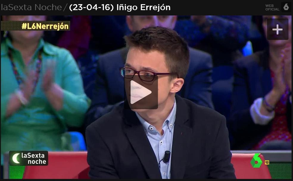 Errejon-LaSexta-23-04-16