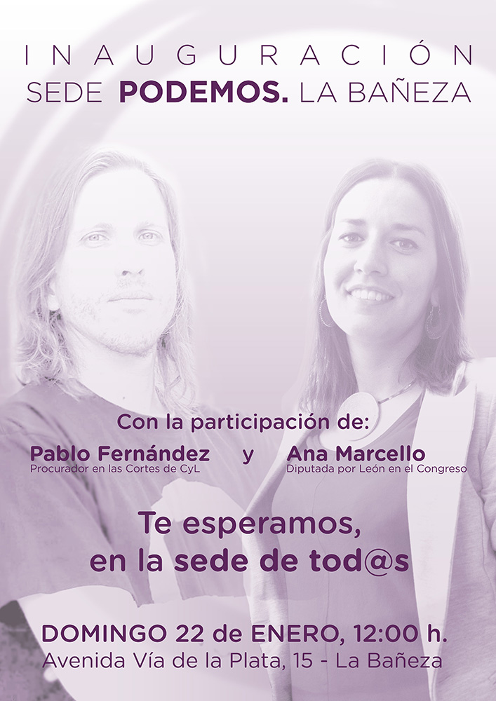 Inauguracion-Podemos-LaBaneza