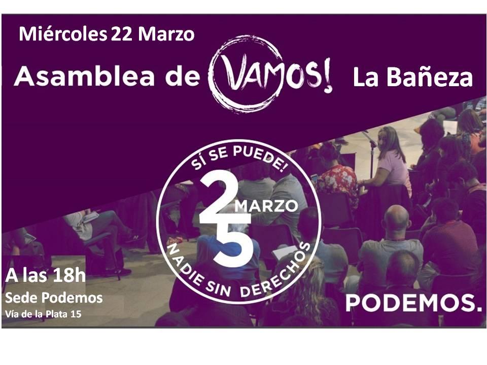 LaBaneza-Vamos-22-03-17