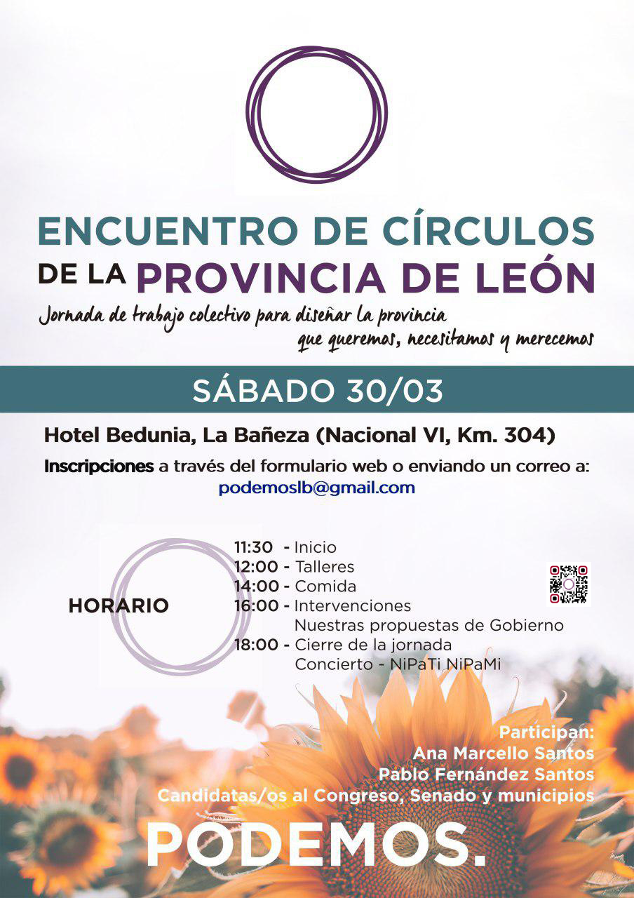 Cartel-Encuentro-30M-LaBaneza