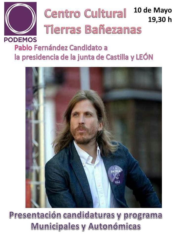 Presentacion-Candidatura-LaBaneza-CyL